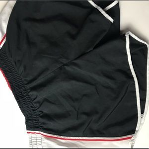 Nike fit dry running shorts with liner